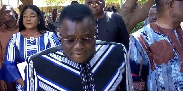 Vie politique nationale: Vincent Dabilgou galvanise ses militants