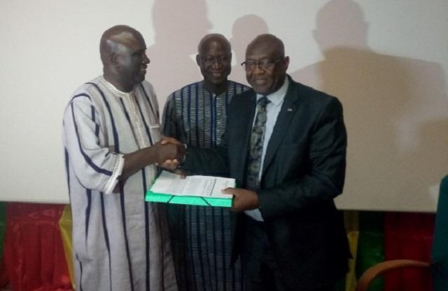Ministère de l'Agriculture: Salifou Ouédraogo entend faire de l'agriculture un levier de l'économie nationale