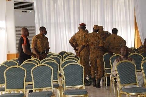 Procès du putsch du CND: Le Caporal Dah Sami demande l'indulgence du tribunal