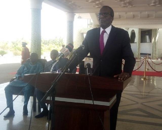 Drame de Yirgou: «Les chiffres sont à prendre avec des pincettes», dixit Ousséni Compaoré, Ministre de la sécurité