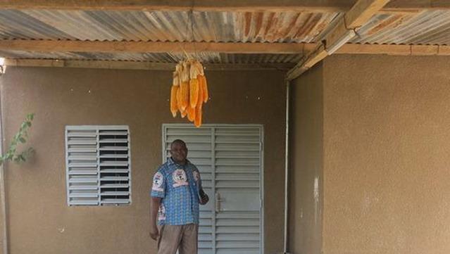 Jean-Baptiste Ouédraogo: La pauvreté, c'est pas ses oignons!