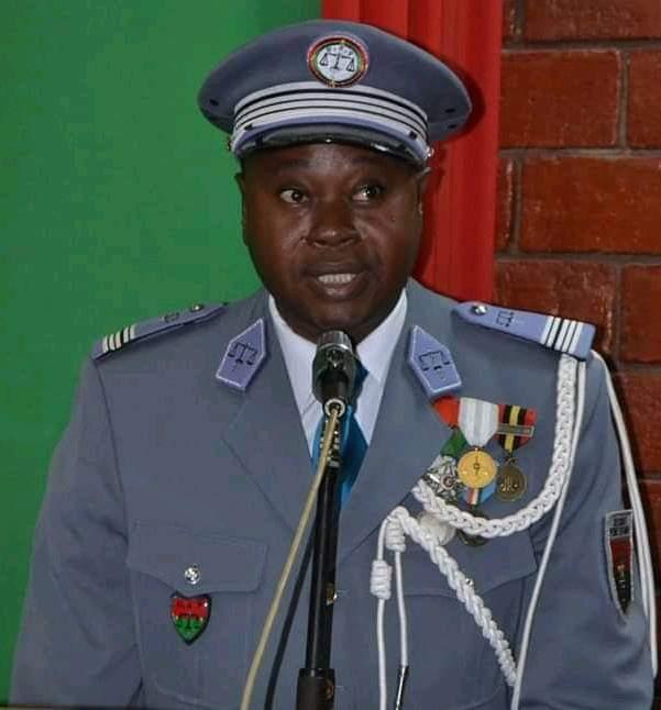 Burkina Faso: Démission du directeur général de la garde de sécurité pénitentiaire, Geoffroy YOGO