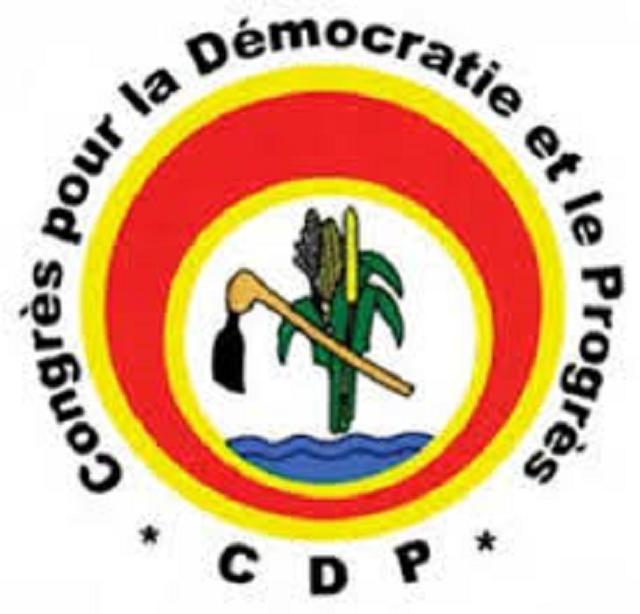 Situation nationale: «Les faits sont là, réels, têtus et n'ont plus besoin de commentaires», estime le CDP