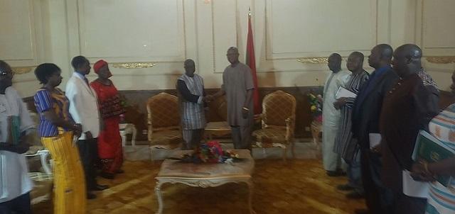 Réconciliation nationale: Le Premier ministre reçoit une équipe du HCRUN