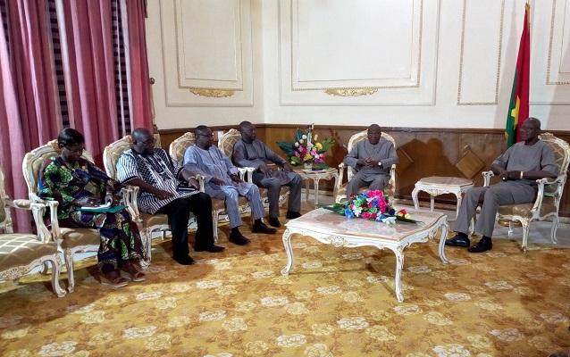 Premier ministère  Le Haut-conseil du dialogue social présente ses activités au chef du gouvernement