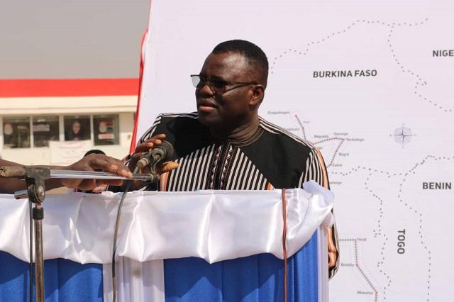 Chemin de fer Ouaga-Téma: Les lignes bougent avec le lancement d'une des étapes majeures