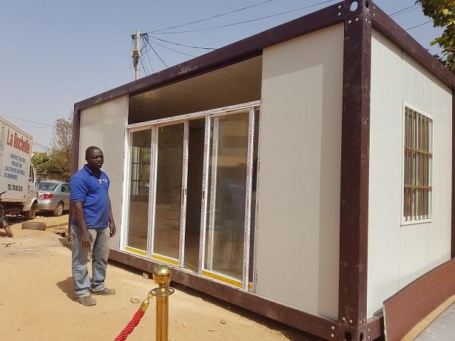 Habitat: 72h pour se laisser séduire par les conteneurs aménagés