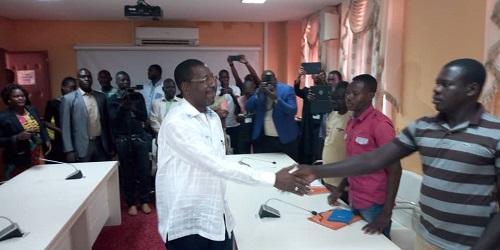 Assemblée nationale: Bientôt 100 étudiants en stage rémunéré au parlement