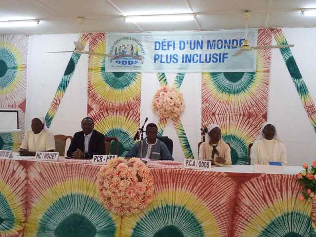 Organisation Dupont pour le développement social: Des journées portes ouvertes pour mieux se faire connaître
