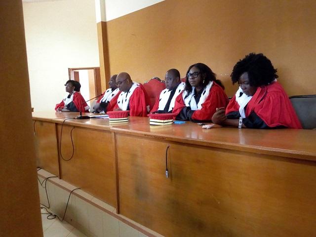 Cour d'Appel de Ouagadougou: Prestation de serment de huit notaires et installation de dix  magistrats