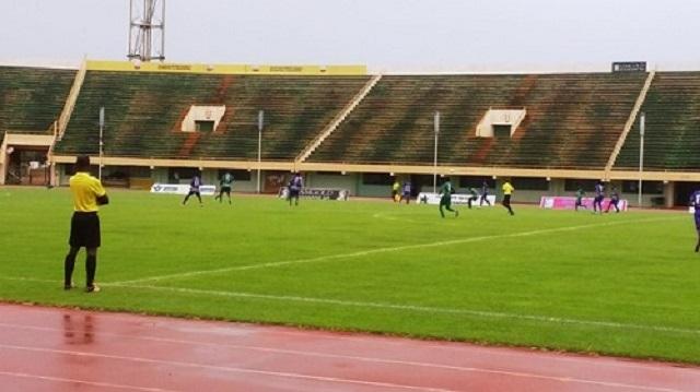 Championnat national D1: l'AS Sonabel et l'USFA se neutralisent (0-0)