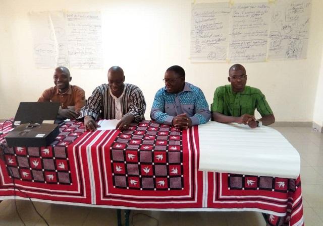 Mobilité des enfants au Burkina Faso: Des acteurs de l'Est outillés par l'association ECPAT France