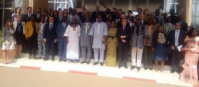 Processus de Rabat: L'opérationnalisation du Plan d'actions 2018-2020  au cœur des échanges à Ouagadougou