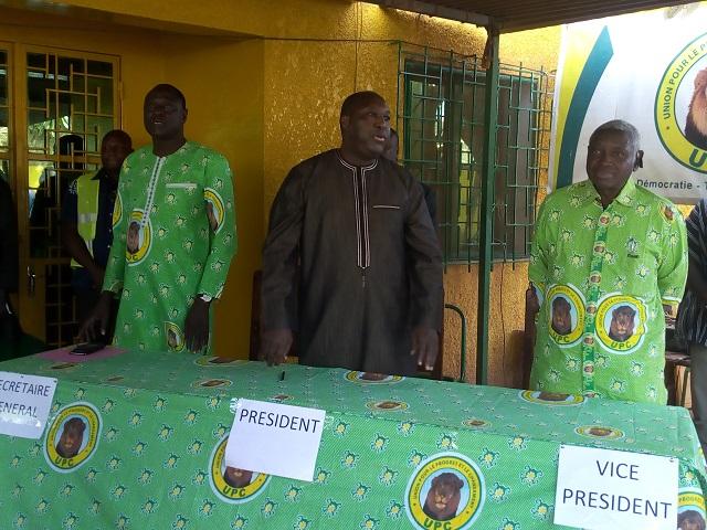 «Jamais dans l'histoire de notre pays, un régime n'a versé la figure du Burkina par terre comme le fait le régime actuel» (Zéphirin Diabré, président de l'UPC)