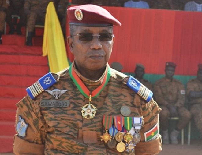 Groupement central des armées: Le Colonel-major Oumarou Sawadogo aux commandes