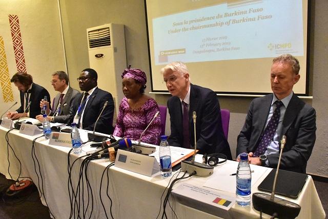 Processus de Rabat: Le Plan d'action de Marrakech 2018-2020 lancé à Ouagadougou