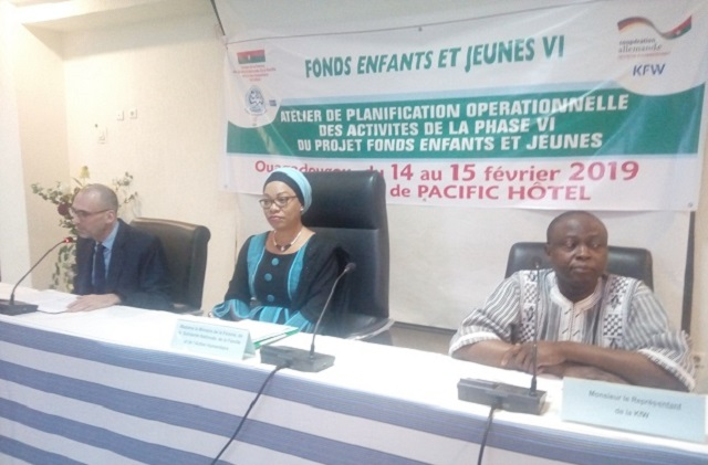 Projet «Fonds enfants et jeunes»: Environ 3,9 milliards de F CFA pour financer la sixième phase
