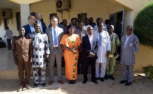 Gestion des ressources en eau: Faso Koom II pour renforcer les capacités opérationnelles de l'Agence de l'eau du Nakanbé
