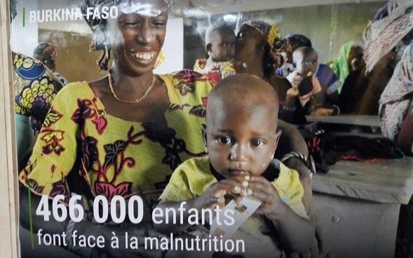 Plan d'urgence 2019 du Burkina: Environ 1,2 million de personnes ont besoin d'assistance