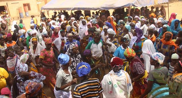 Village  de Koudoumbo: La paix retrouvée et célébrée par les populations