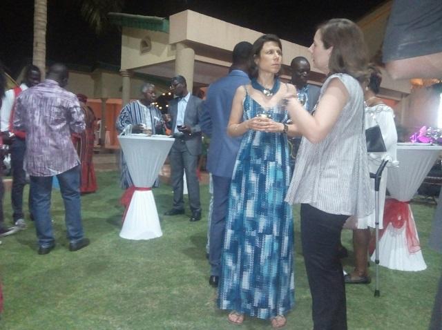 Diplomatie: L'ambassade royale du Danemark célèbre ses 25 années au Burkina Faso
