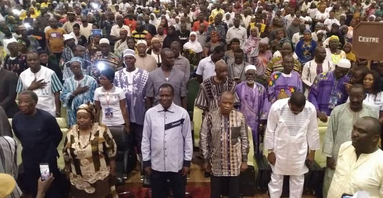 Présidentielle de 2020: Kadré Désiré Ouédraogo annonce les couleurs