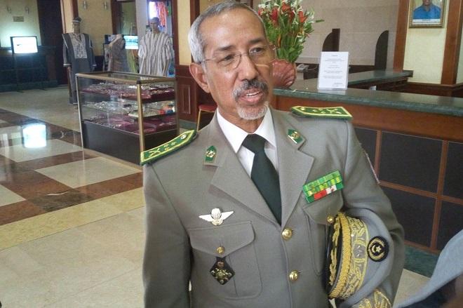 Général Hanena Ould Sidi, commandant de la force G5 Sahel: «Il y a une composante police pour veiller au respect des droits de l'homme»