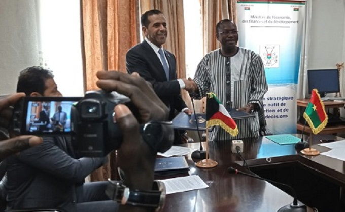 Bitumage de la route Tougan-Ouahigouya : Le Fonds koweitien accorde 8 milliards de F CFA au Burkina