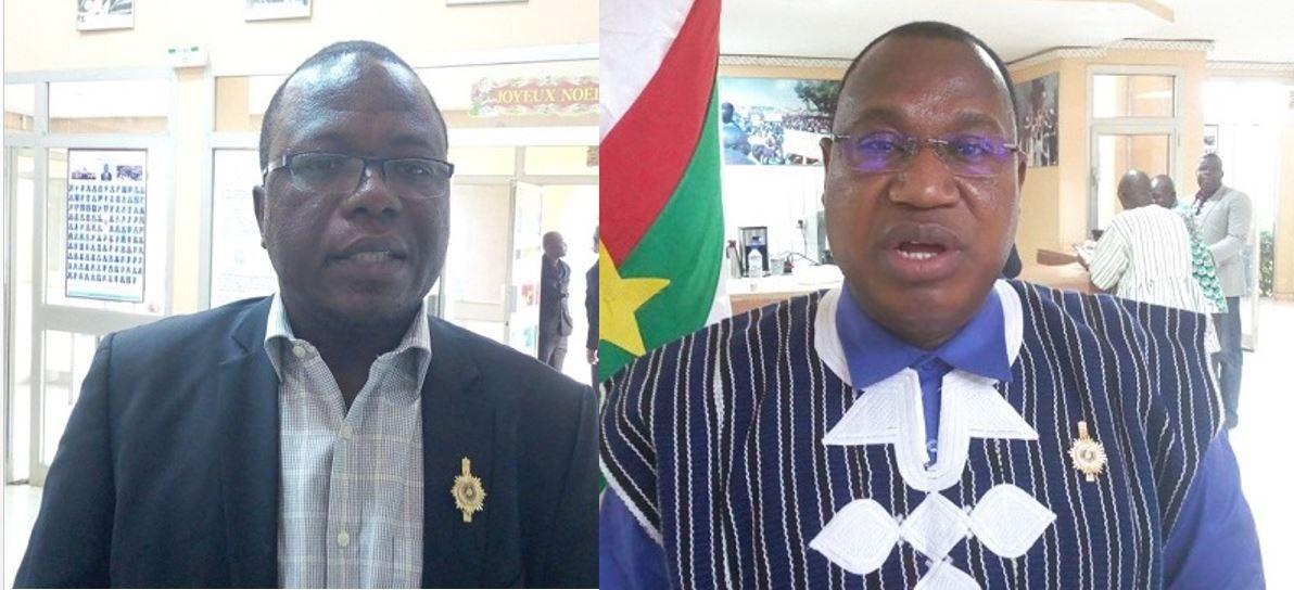 Déclaration de politique générale: Réactions des députés Bienvenue Ambroise Bakyono (MPP) et Moussa Zerbo (UPC)