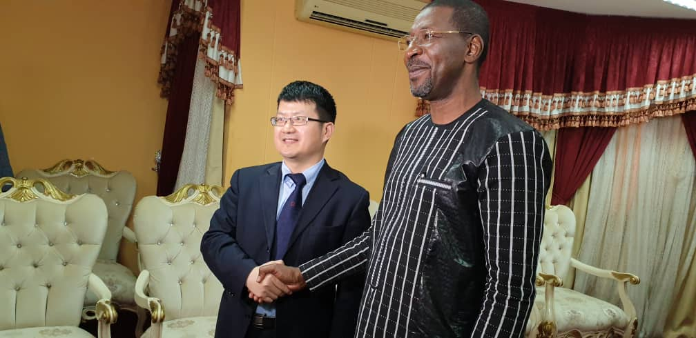 Assemblée nationale:  Bala Sakandé attendu fin mars en Chine