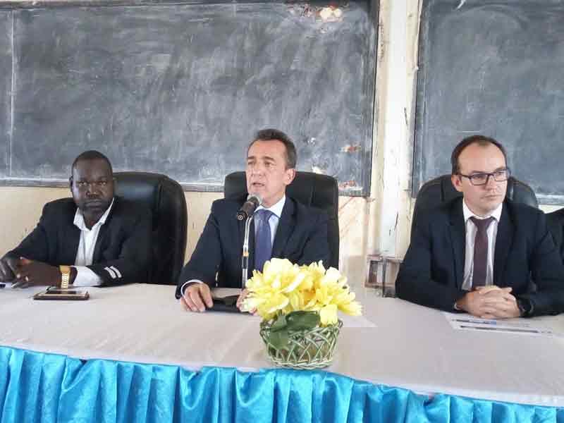 Bobo-Dioulasso: Séjour fructueux pour l'ambassadeur de France