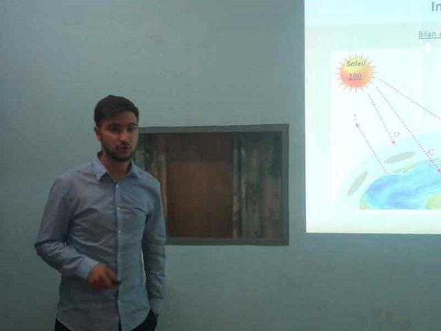 Recherche: Le quinoa, une plante pour s'adapter aux changements climatiques