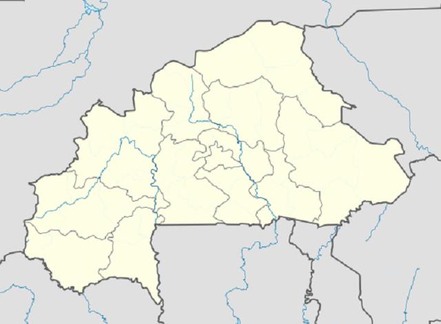 Burkina Faso: Cartographie du terrorisme