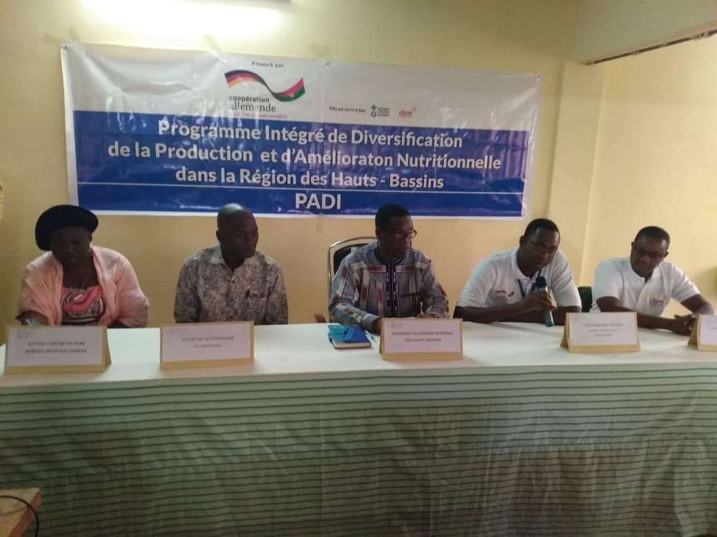 Lutte contre la malnutrition: L'ONG Action contre la faim appelle à des financements endogènes