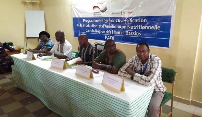 Lutte contre la malnutrition: L'ONG Action contre la faim fait le bilan du projet PADI