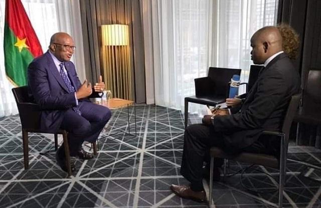 Roch Kaboré, président du Faso à la Deutsche Welle: «Le RSP était un tigre en papier»