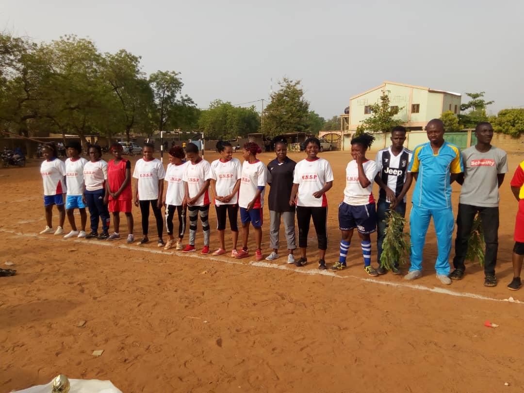Fada N'Gourma: Du sport pour lancer les activités du jubilé d'argent de la radio Taanba