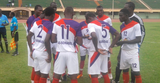 Championnat national: L'AS Sonabel percute le Majestic SC (4-0)