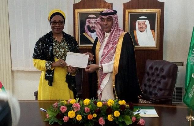 Coopération: Le Royaume d'Arabie saoudite réitère son appui à l'autonomisation de la femme
