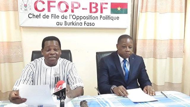 Opposition politique: «Si les Burkinabè ne sont pas réconciliés avec eux-mêmes, que ce soit aujourd'hui ou demain, la nation ne pourra pas avancer», Dr Aristide Ouédraogo