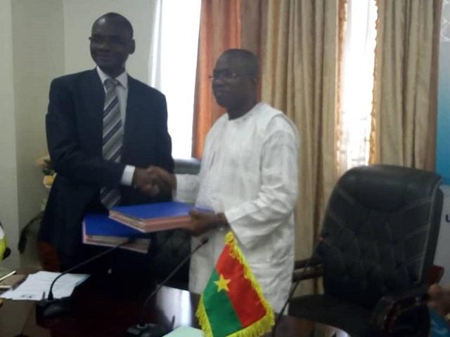 Coopération: Le Burkina signe trois conventions de financement avec la BAD