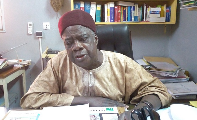 Mélégué Traoré, ancien président de l'Assemblée nationale: «Le fait qu'on ait dissous le RSP a été une erreur, même si on refuse de le reconnaître»