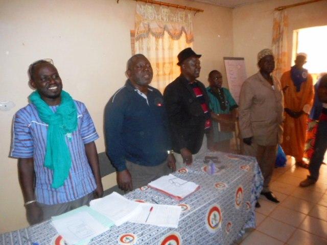 CDP/ Yatenga: Un renouvellement des structures de base sur fond de crise