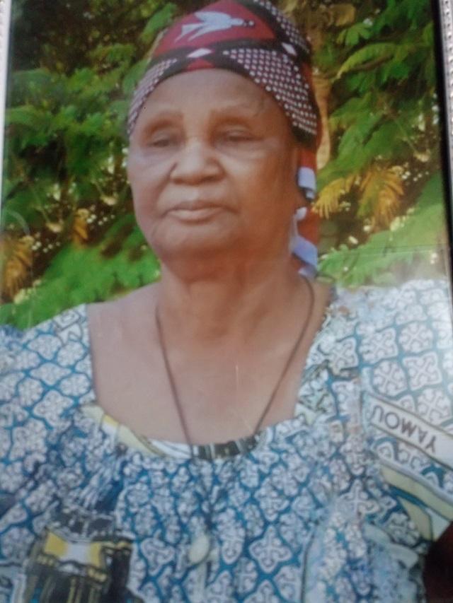 MadameYAMEOGO  née BIRBA Wouigou Mariam Marie: Remerciements et faire-part