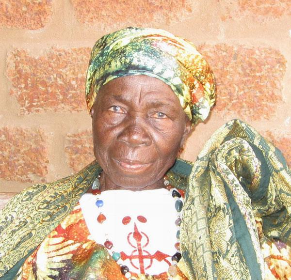 Décès de Maman Joséphine KI-ZERBO: Faire-part