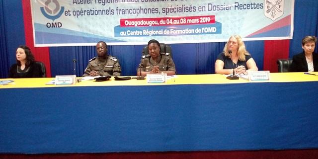 Organisation mondiale des douanes: Des experts en dossier recettes renforcent leurs comptétences