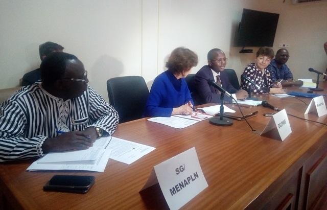 Partenariat mondial pour l'éducation: La directrice générale à l'écoute des acteurs du système éducatif burkinabè