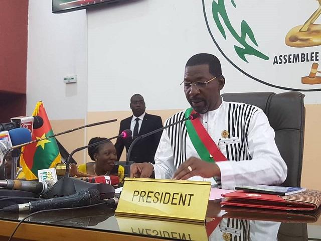 Assemblée nationale: La première session ordinaire de l'année 2019 est ouverte