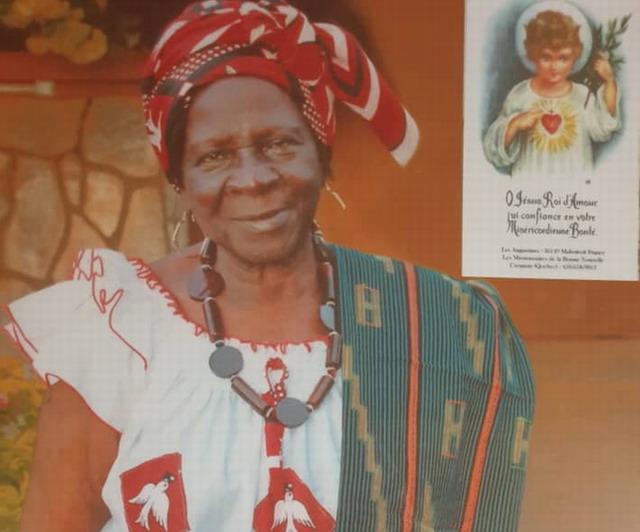 Décès de Joanna OUEDRAOGO née ROUAMBA: Faire-part