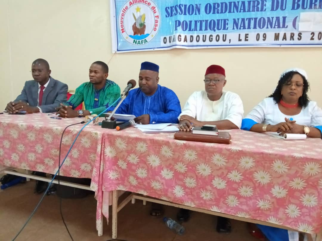 Vie politique nationale: «Le Premier ministre doit tenir ses promesses de départ»,  Mamoudou H. Dicko, président de la NAFA